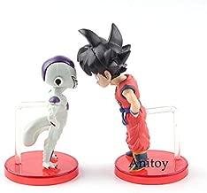 Dragon Ball Z Son Goku VS Frieza 2pcs/Set  PVC Action Figures Collectible Model Toys