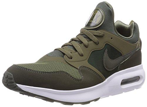 Nike Air Max Prime, Scarpe da Ginnastica Uomo, Verde (Medium Olive/Sequoia/White), 39 EU