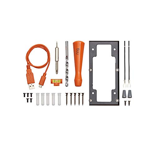 Ring Spare Parts Kit for Video Doorbell 3 and Video Doorbell 3 Plus