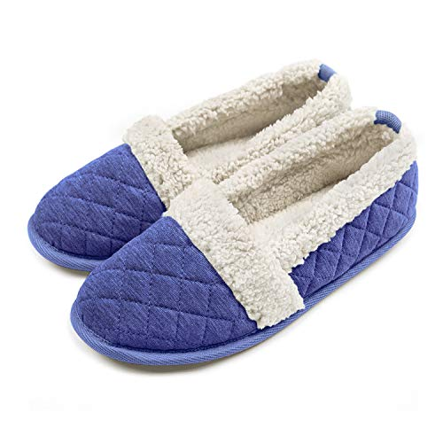 ChicNChic Women Plush House Slippers