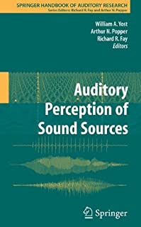 Auditory Perception of Sound Sources (Springer Handbook of Auditory Research 29)