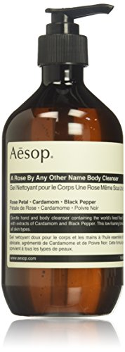 A Rose By Any Other Name Body Cleanser - 500mililitr/17.99ounce