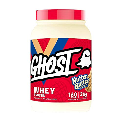 "Ghost Whey Protein ""Nutter Butter & Custom Sport Towel"""