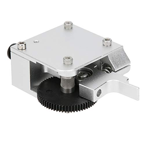 Extruder Kit, 3D Printer Driver Bowden All Metal for Prusa i3 MK2 1.75mm Hardware Tools, with Good Mechanical Properties, Physical Properties and Corrosion Resistance