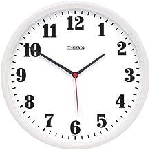 Relógio de Parede Decorativo Branco 26 cm Herweg 6126-21