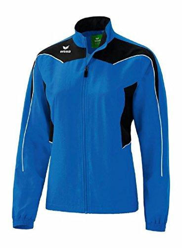 Erima Shooter Trainingsanzug Damen Präsentationsanzug Jogger Jogginganzug (42, New Royal/Black/White)