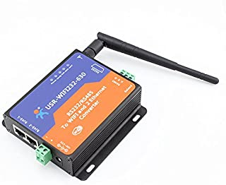 USR-WIFI232-630 Serial Module RS232/ RS485 to WiFi Server with 2 Channel RJ45