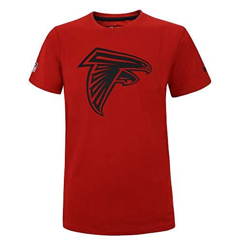 New Era NFL Atlanta Falcons Fan Pack T-Shirt rot