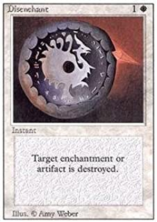 Magic: the Gathering - Disenchant - Revised Edition