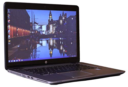 HP EliteBook 850 G2, 15.6' HD 1080P Touchscreen Laptop, Core i7, 6Gb, 500Gb HDD, Win 7 Pro