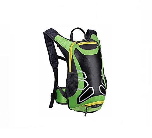 Snail Shop Sac à dos étanche 15 l 5 couleurs (Vert)
