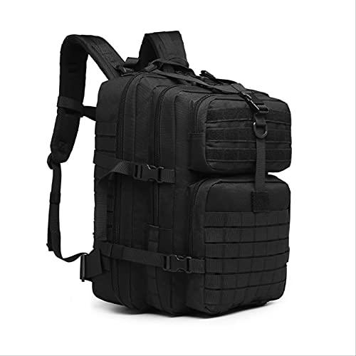 50L Camo Military Bag Hombres Mochila Táctica Bolsas del Ejército Mochilas De Caza Ligeras Impermeables para Acampar