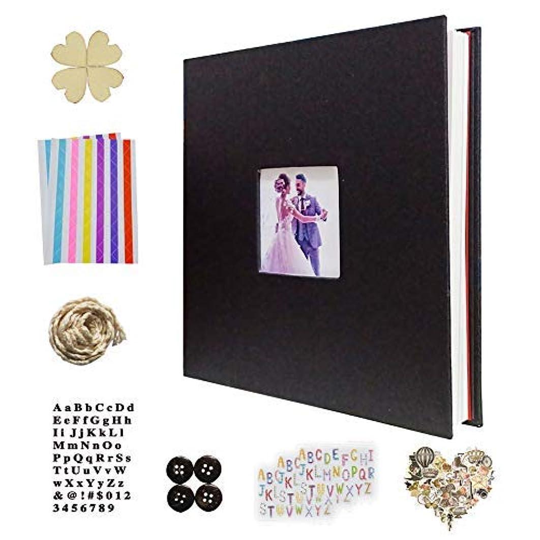 IDULL Self Adhesive Photo Album Kit 8.5