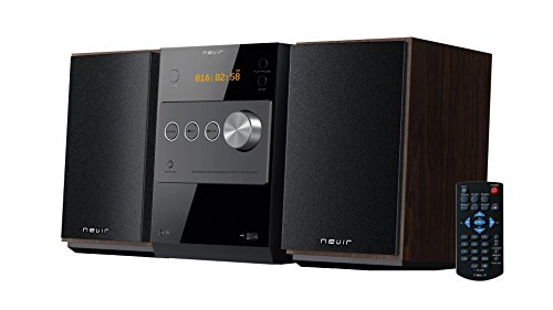 Nevir NVR-697BCDMU - Microcadena Bluetooth, 110-240V - 50 60Hz