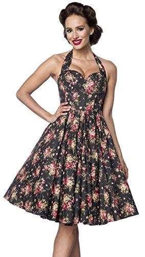 Belsira Corsetdress Frauen Mittellanges Kleid schwarz XL