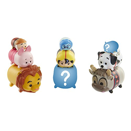 Disney Tsum Tsum 9 PacK Figures Series 4 Style #2