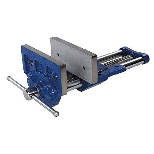 Silverline 282530 Zimmermanns-Schraubstock, 9,5 kg 180 mm
