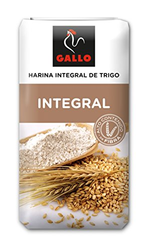 Gallo Harina Integral de Trigo, 1kg