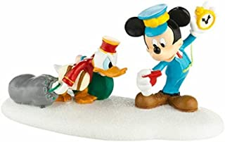 Disney Department 56 Village Hurry Up Donald 4032205 Retired