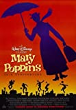 MARY POPPINS – Imported Movie Wall Poster Print – 30CM