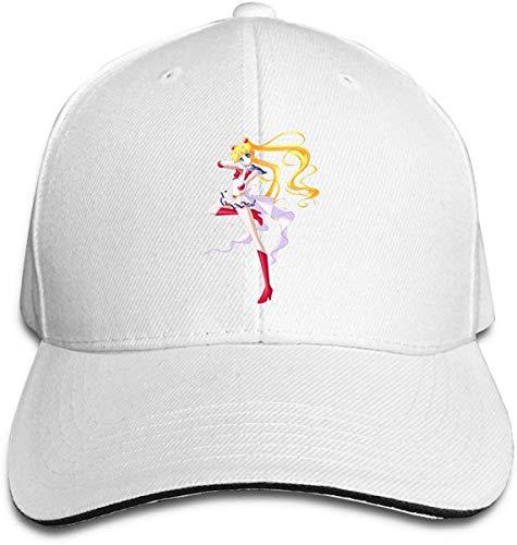 NA Adult Moon Crystal Cotton Hysteresenhut Atmungsaktiv Einstellbar ExerciseMid Crown Curved Bill Baseball Caps