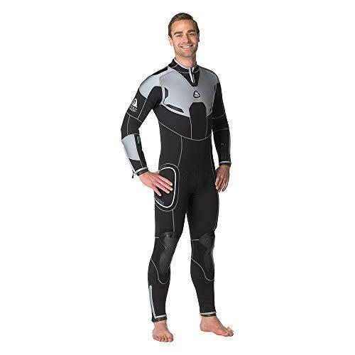 Waterproof Traje Humedo W4 5mm Fullsuit Hombre - S/t