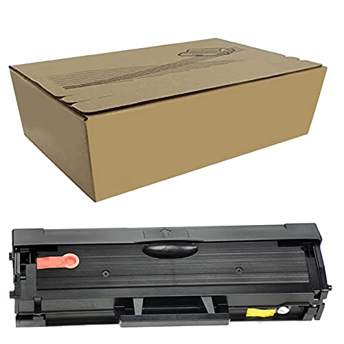 RRWW MLT-D1043S - Cartucho de tóner para Samsung ML-1661 1666 1676 1861 1865W SCX- 3201 3206 3206W 3208, 1 paquete, color negro