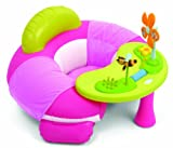 Smoby Cotoons Siège Gonflable Rose