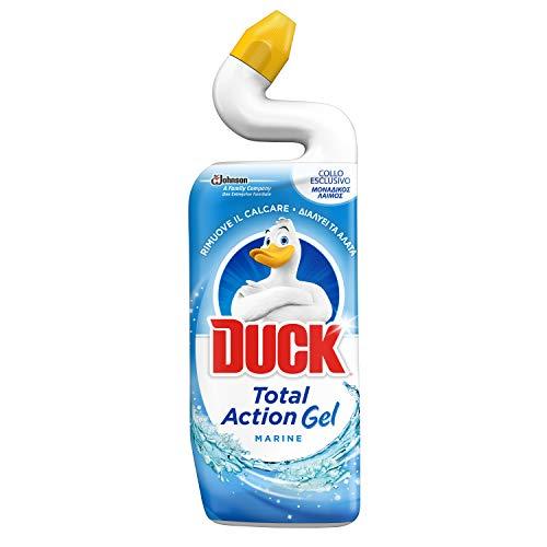 Duck Detergente Liquido per WC - Fragranza Marine - 1 Confezione - 750 ml