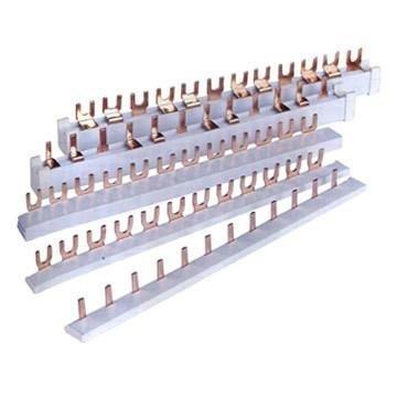 Phasenschiene 12 Pol. für 12 Module 3-polig stift kammschiene