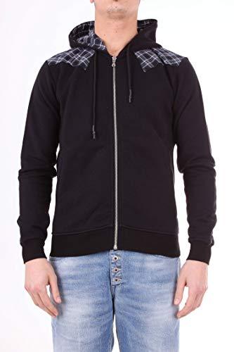MACCHIA J Luxury Fashion Mens Sweatshirt Spring Black