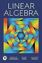 Best linear algebra s friedberg Reviews