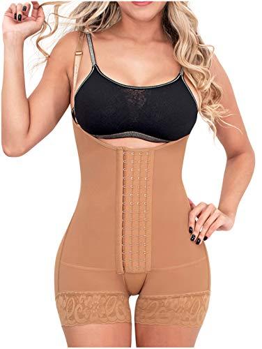 Sonryse 066BF Fajas Colombianas Postparto Moldeadora y Reductora Abdomen Cintura para Mujer ⭐