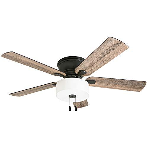 Prominence Home 51089-01 Urey Ceiling Fan, 42, Bronze