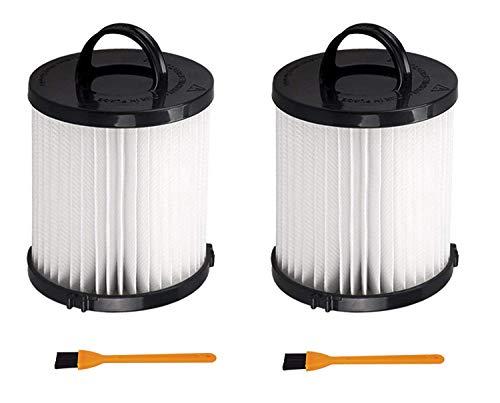 OxoxO - Filtro de vacío para alérgenos lavable y reutilizable DCF-21 para Eureka DCF-21 (67821 68931 68931A AS1000 AS1040 3270 3280 4230 4240 Series) Kit y cepillo de limpieza