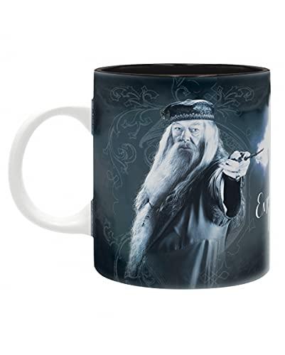 Dumbledore con Patronus Taza Favorita De Harry Potter