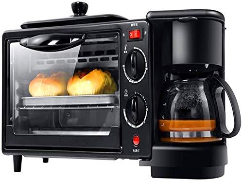 XRZY Frühstücks-Brotbackautomaten Glutenfreie Brotmaschine aus Edelstahl mit abnehmbarem Fruchtnussspender/eingebautem programmierbarem Brotbackautomaten für Anfänger