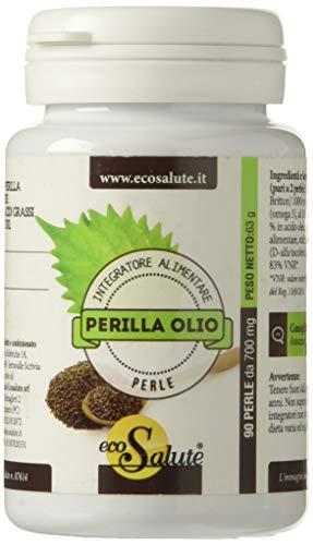 Spazio Ecosalute Perilla Olio-Omega 3,6,9 Vegetali, 0.1