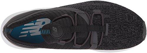 New Balance Fresh Foam Lazr Sport, Zapatillas de Running para Hombre, Negro (Black), 41.5 EU