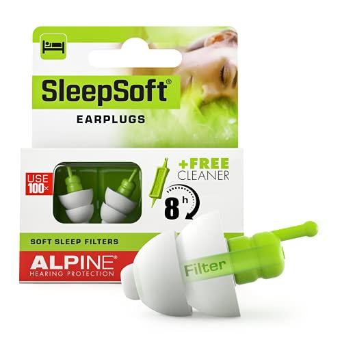 Alpine Hearing Protection -  Alpine SleepSoft