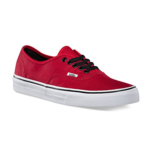 Vans Authentic Red Chili Pepper Shoes Women's Fashion Skate Sneakers 0NJV2KA (5.5 Men/ 7 Women)