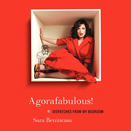 Agorafabulous! audiobook cover art
