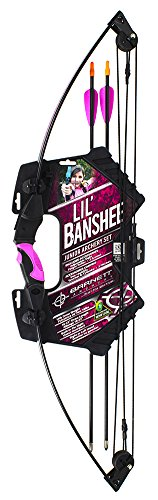 BARNETT Outdoors Lil Banshee Jr. Pink Compound...