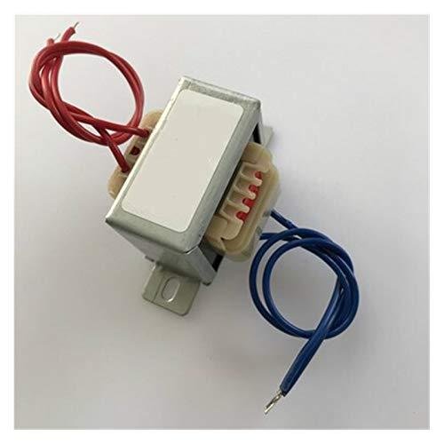 ZCX Zcxiong 12V 15V 18V 24V 220V Transformador 380V Entrada Transformador 5VA EI41 5VA FIT para TABLARIOS DE Amplificador (Output Voltage : 24V)