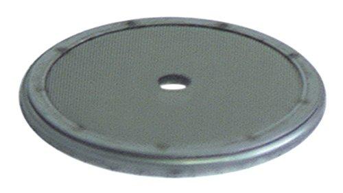 Bezzera Duschensieb für Kaffeemaschine B2000, ELLISSE, ELLISSE-EBBIS, BZ35 ø 57,2mm Höhe 4,3mm Loch ø 6,3mm