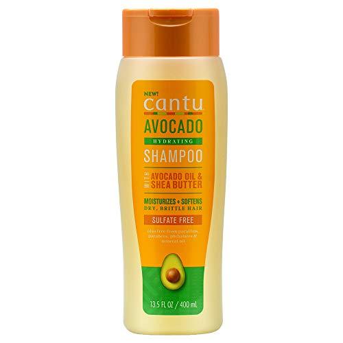 Cantu Avocado Hydrating Shampoo Avocado Oil & Shea Butter 400ml
