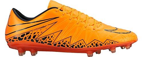 749901 888|Nike Hypervenom Phinish II FG Orange|44