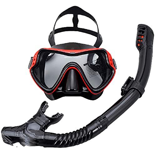 Snorkeling Gear Profesional No Fuga Sello Snorkel Set Paquetes Natación Equipo Para Natación