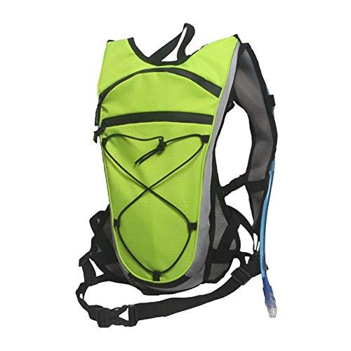 LQSJB Outdoor 12 L Wandelrugzak/fietszadeltas/laptoptas - waterdicht, regendicht, vochtbestendig buiten zwemmen, Camping/wandelen, Voetbal Polyester, Nylon Groen