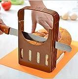 Runilex Bread Slicer Bread Toast Slicer Bagel Slicer Cutter Mold